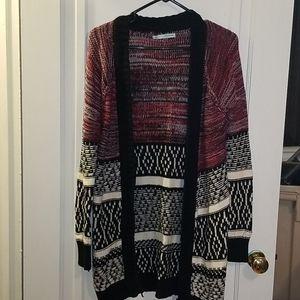 Maurice's knit cardigan